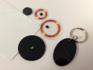 Sample Pack Mixed RFID Tags Low Frequency 125KHz