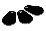 Keyfob Epoxy with Glass Fibre 13.56Mhz high frequency RFID Tag