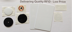 Sample Pack Mixed RFID Tags High Frequency/NFC 13.56MHz