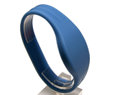 Wristband Modern Silicone Rubber 125 Khz Low frequency RFID Tag