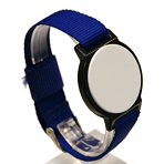 Wristband Watch Style Nylon 125 Khz Low frequency RFID Tag